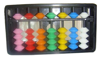 Abacus for Tinytots